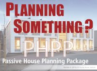 Passive House Planning Package PHPP